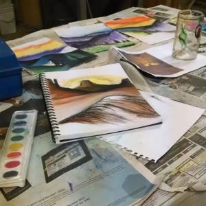 katie_katz_pastel_drawings
