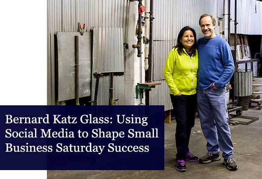 bernard-katz-glass-small-business-saturday