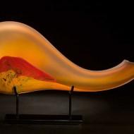 Bernard Katz Glass Art Sale