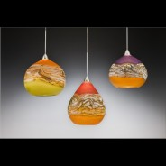 Hand Blown Glass Lighting Pendant Sale 2017