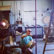 Glassblowing in Cape Cod