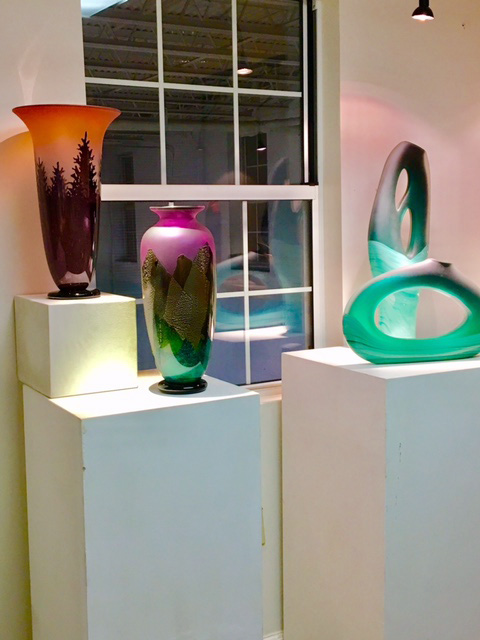 Bernard Katz Glass Gallery