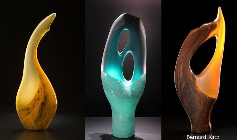 Contemporary art glass sale