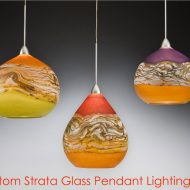 Hand Blown Glass Lighting Pendant Sale 2018