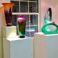 Bernard Katz Glass Gallery Open in Bridgeport PA