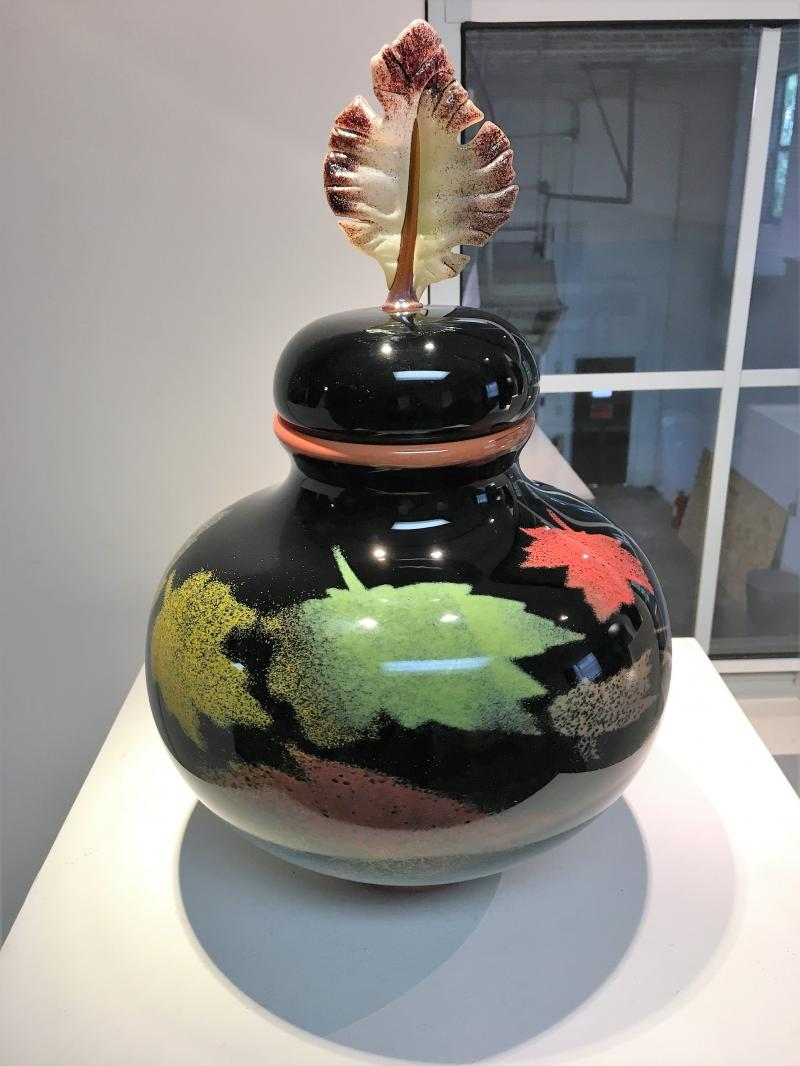 gallery foliage vessel