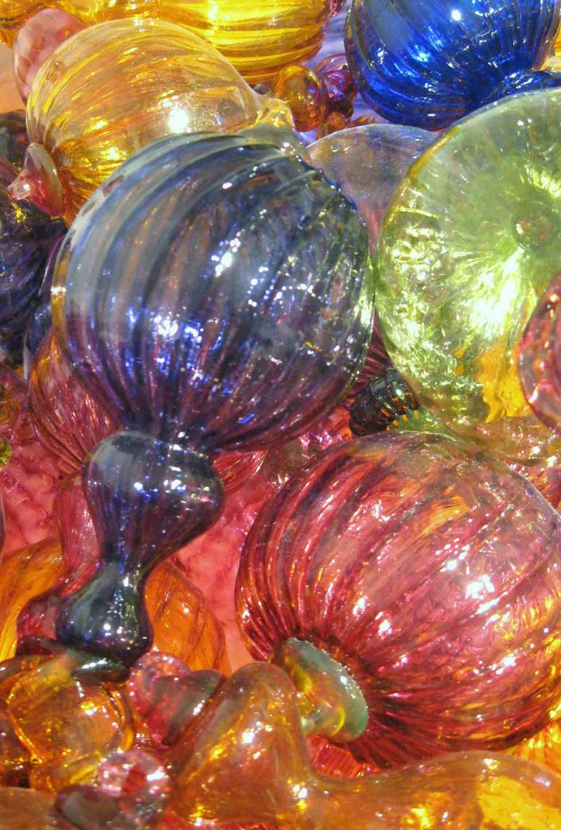 Glass decorations - Glass Ornaments
