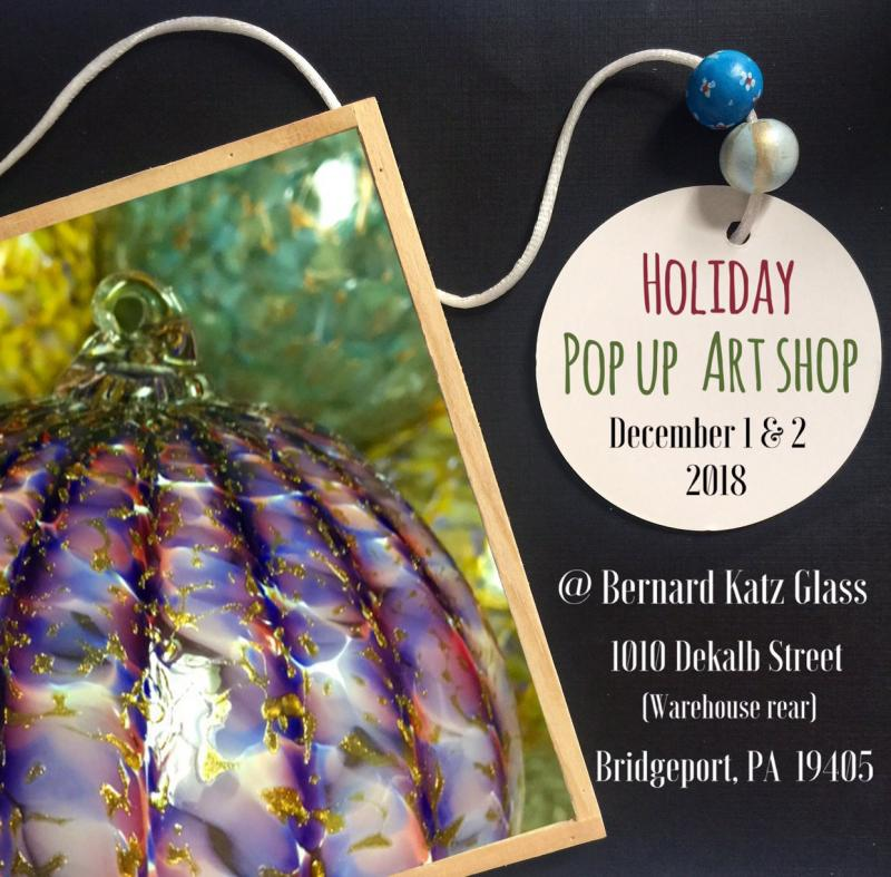 Holiday Pop Up Art Show