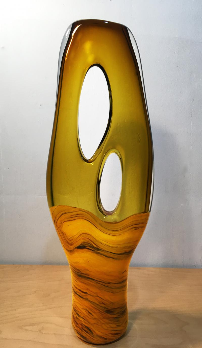 Yellow Gold Transparent Grand Serenoa