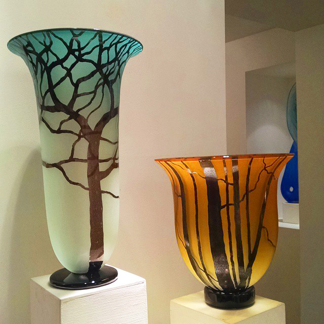 Tree Series Glass Gallery